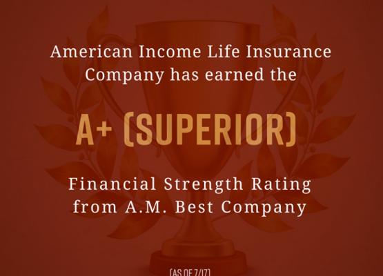 A+ Superior Rating