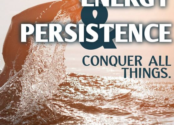 Energy & Persistence